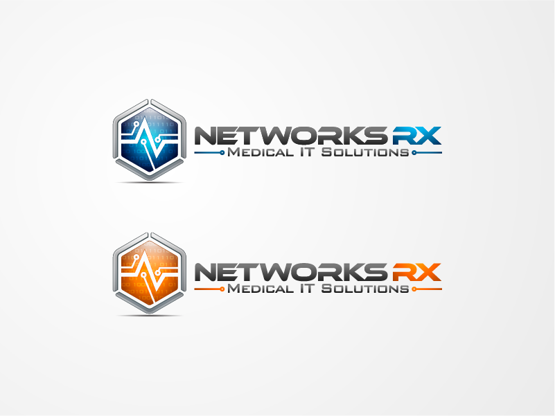 RE-BRAND US! New Logo for NETWORKS RX