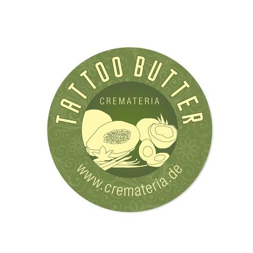 Tattoo Butter
