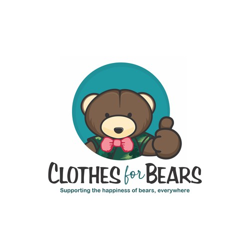 Clothes for bears