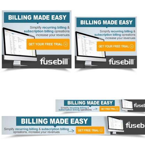 Fusebill billing banner