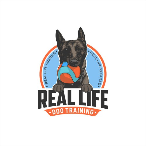 Logo Concept by Real Life