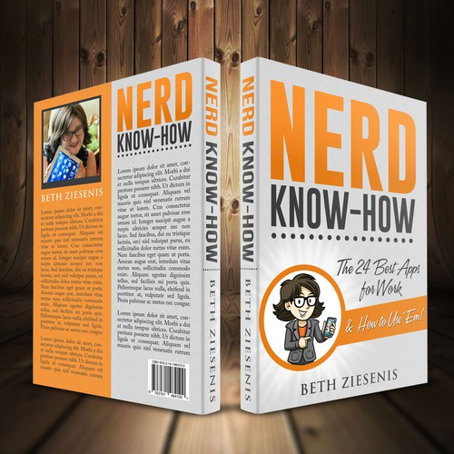 """A Super-Duper Amazing Cover for """"Nerd Know-How"""""""