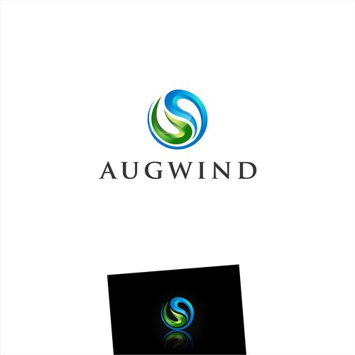Logo concept for Augwind