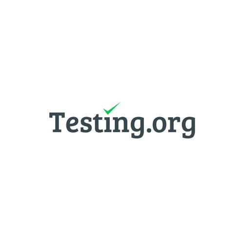 Testing.org Logo Design
