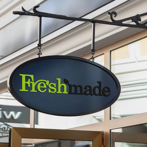 Logo for fresh food takeaway