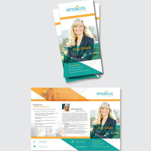 Flyer Design for Simplycos