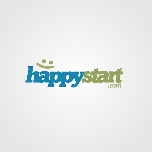 logo for HappyStart.com