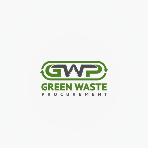 simple modern logo concept