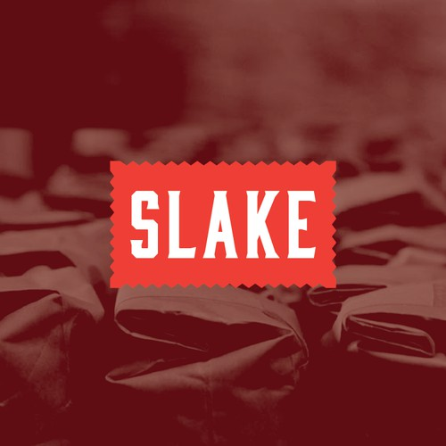concept for SLAKE coffee roasters