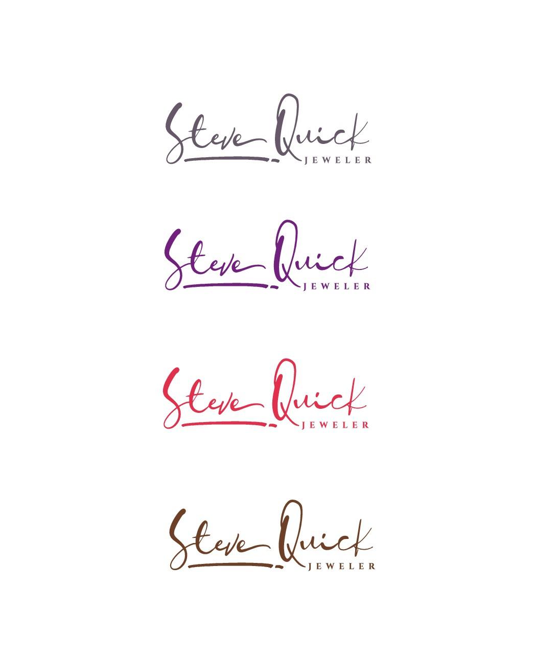 Designer Jewelry Store Logo