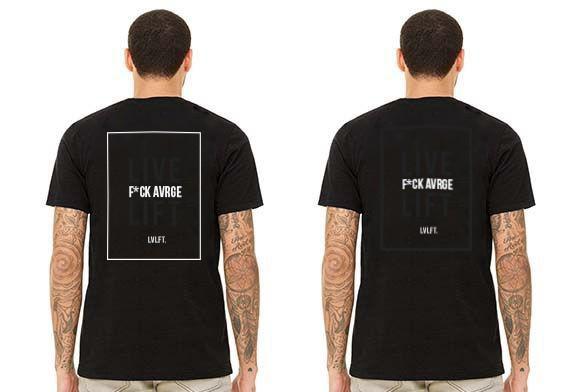 3 Updated t-shirt designs