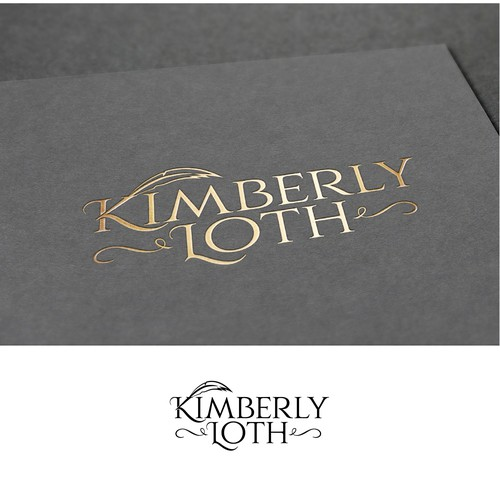 Logo design for Kimberly Loth