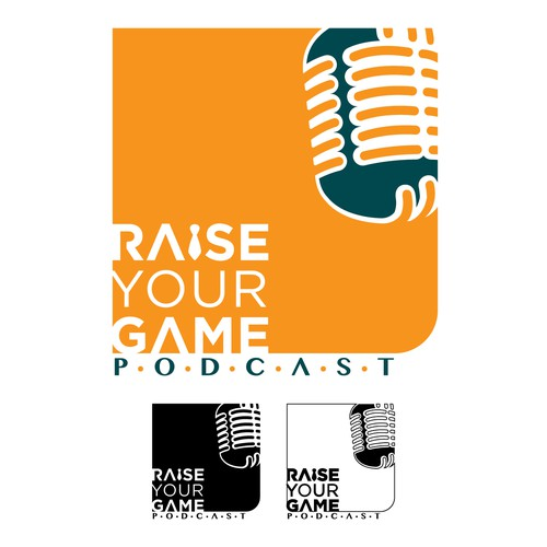 Raise your Game Podcasting Logo