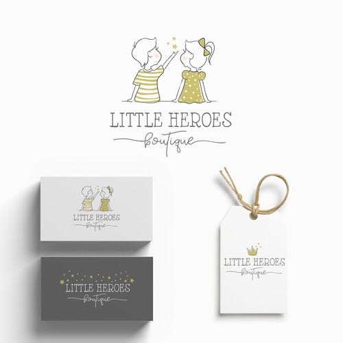 Little heroes - boutique