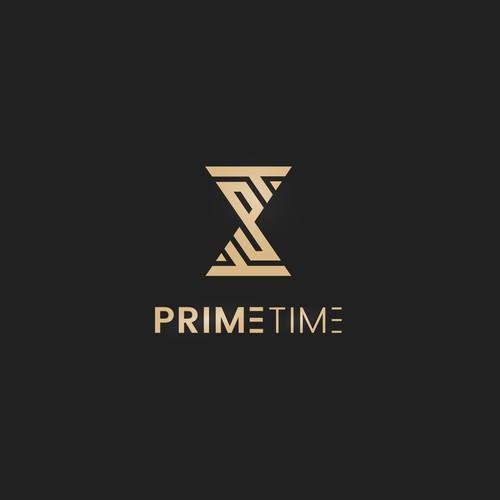 Bold logo for Primetime