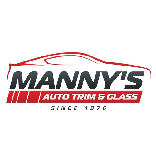 logo for MANNY'S AUTO TRIM & GLASS