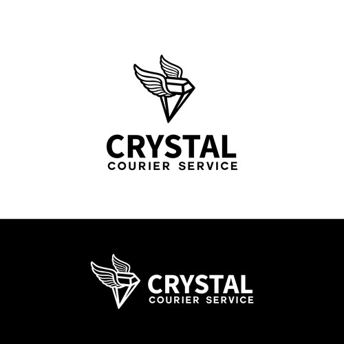 Crystal courier
