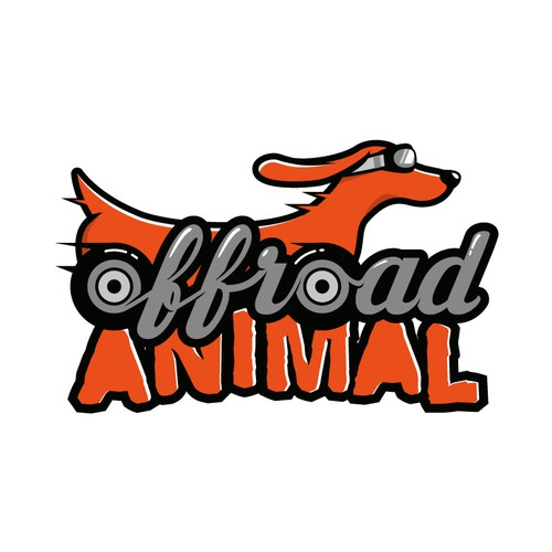 Offroad Animal logo