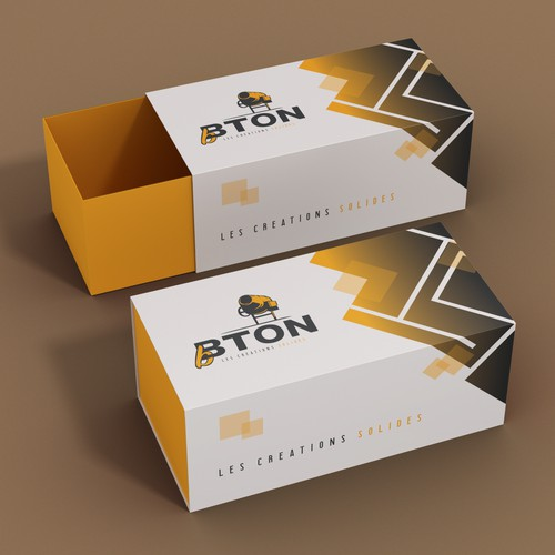 bBTON cherche un créatif pour un packaging