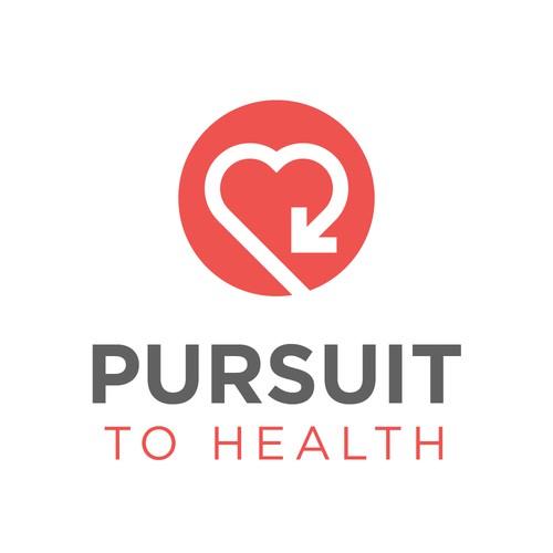 Logo for a health organization/ Logo para uma organização de saúde