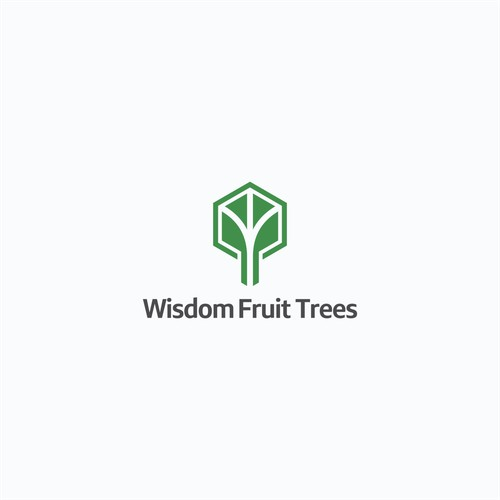 Logo for Wisdom Fruit Trees