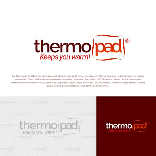 Warm Concept for Thermopad