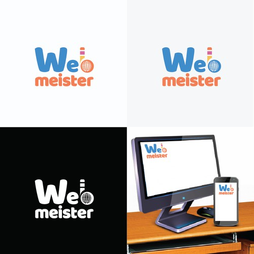 Logo Concept for webmeister.be