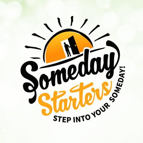 Someday Starters Logo Design