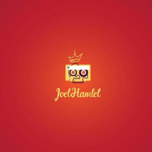 90's inspired logo for a hip-hop artist
