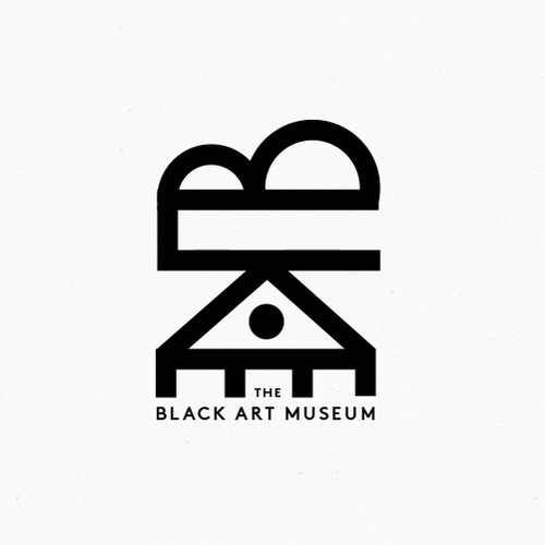 Logo for Black Art Museum