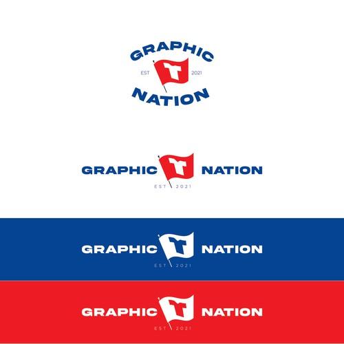 Graphic T Nation Logo