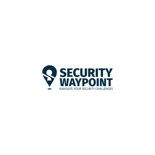 great logo for secutity waypoint