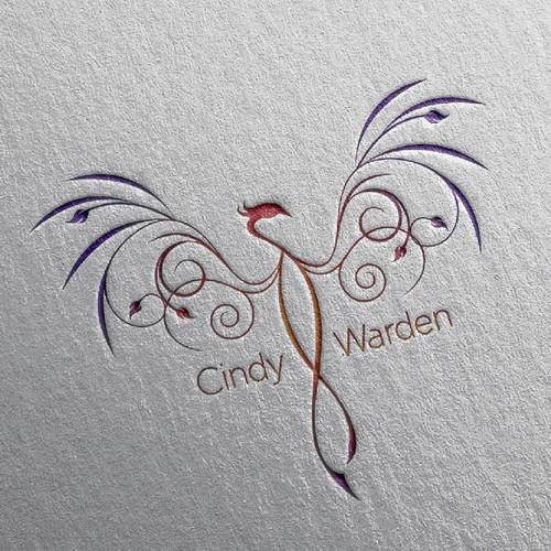 Logo for a life coach Cindy Warden