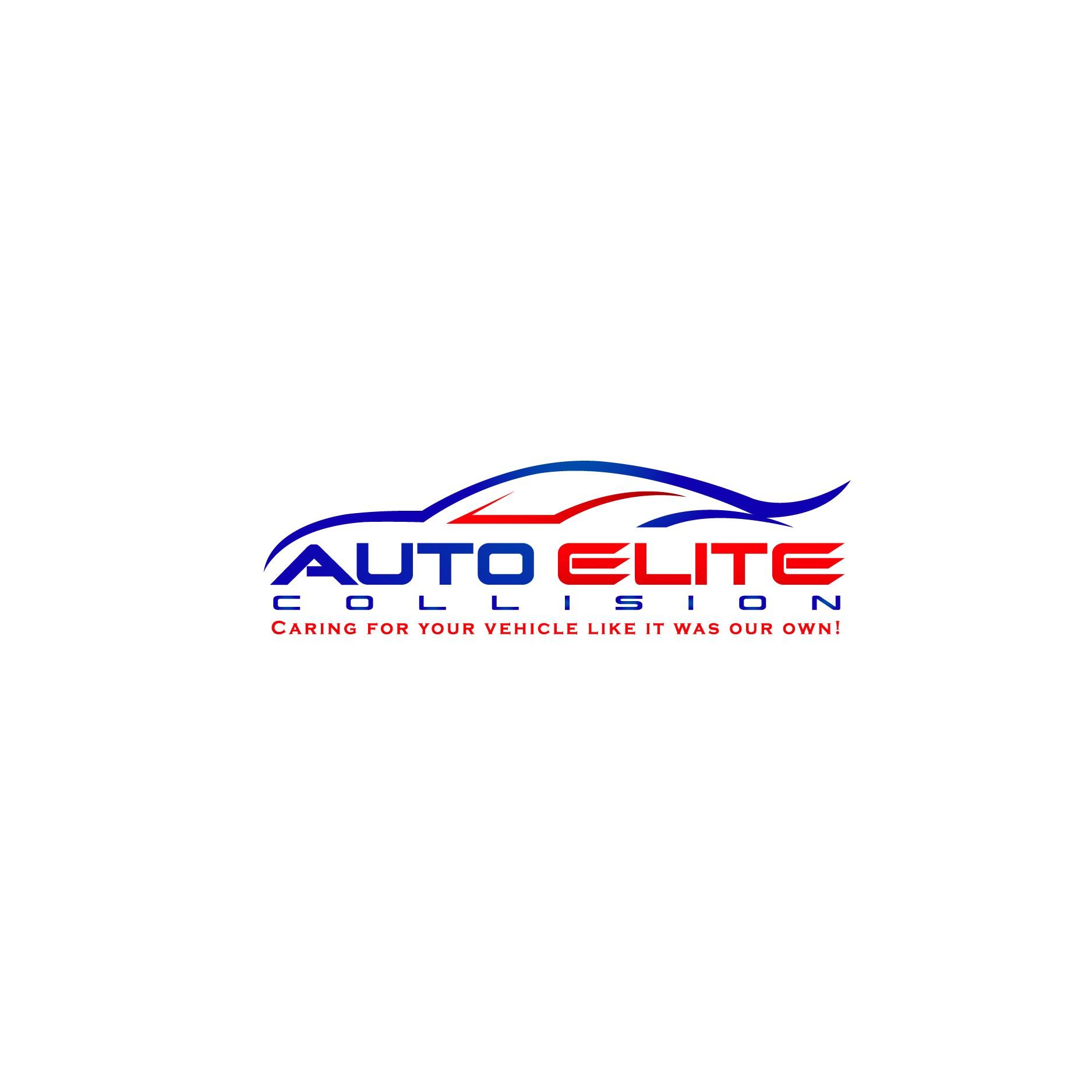 Auto Elite Collision Logo