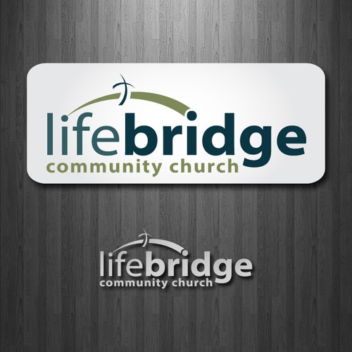 Life Bridge Community Church needs a new logo