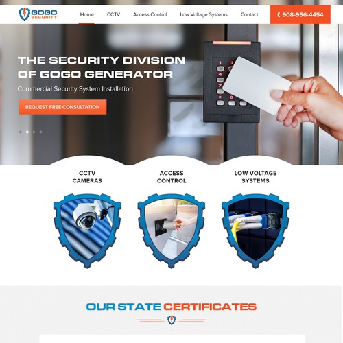 Security Website