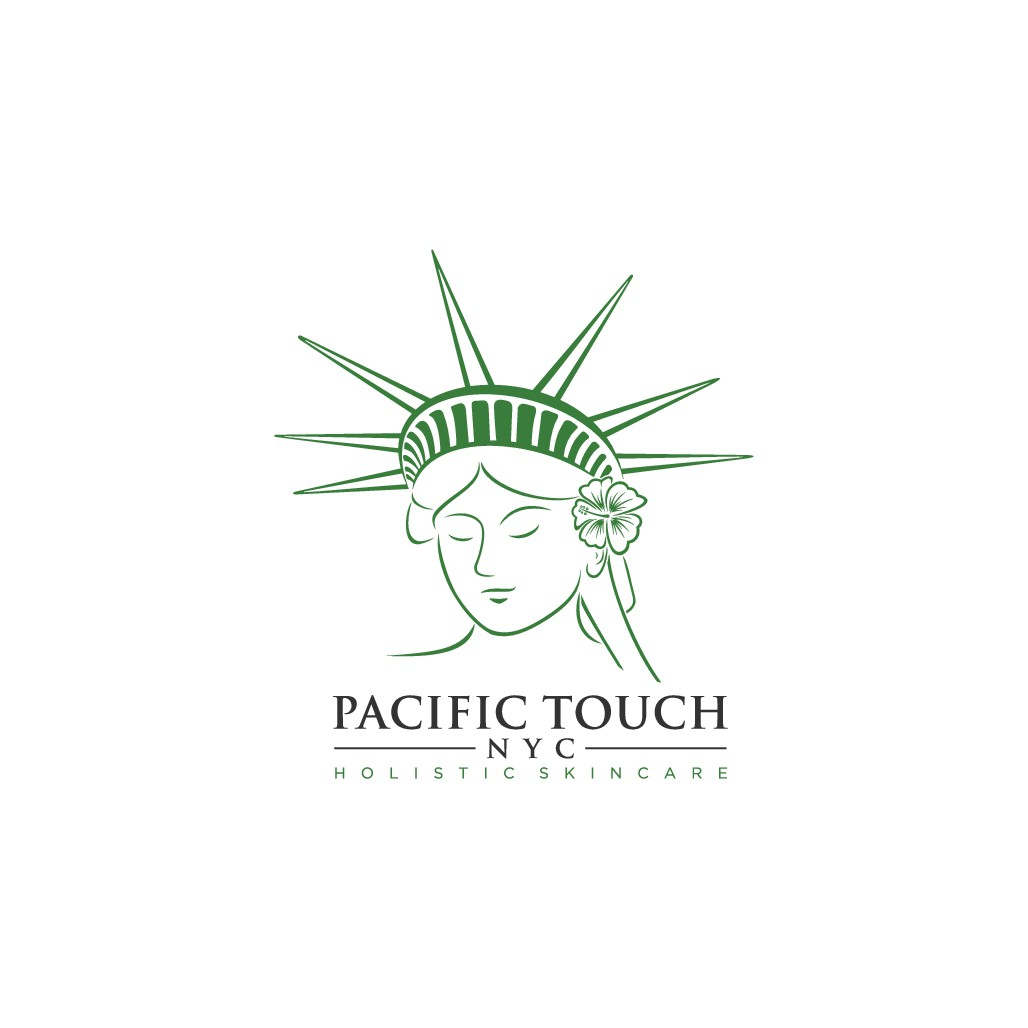 Logo with Polynesian vibe that will appeal to female audience in New York