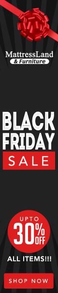Black Friday - the additional 4 sizes