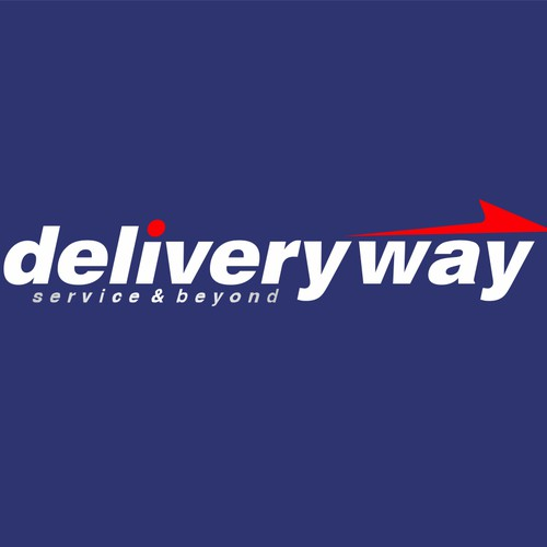 Help delivery way with a new logo