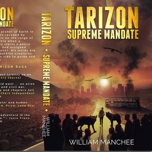 Tarizon Book Cover