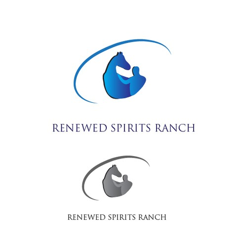 Help Renewed Spirits Ranch with a new logo