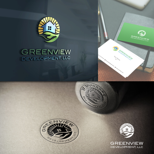 "Create a Compelling Logo for a ""Green"" Earth-Friendly Construction Company"