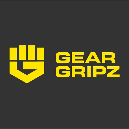 GearGripz Brand/product logo