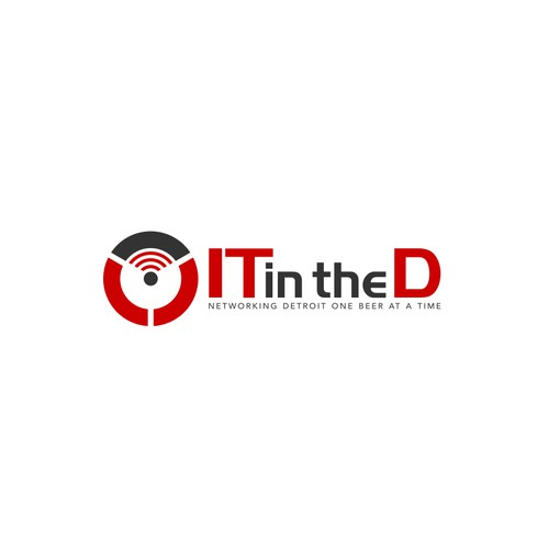 IT in the D needs a new logo