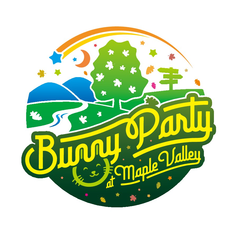 Logo Needed for a fun and wholesome game about a bunny party!