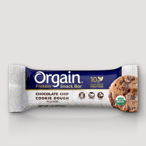 Plant Based Protein Snack Bar
