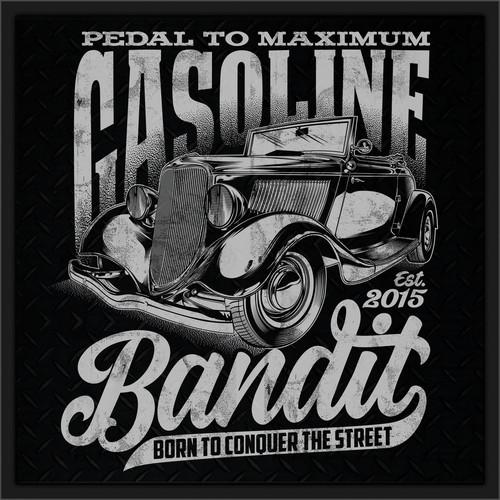 Gasoline Bandit T-shirt