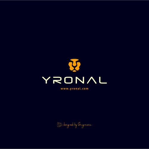 Yronal Logo Design
