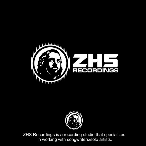 Logo Concept for ZHS Recordings