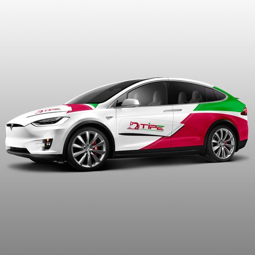 Tesla X Design Competition
